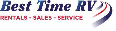 Best Time RV Logo