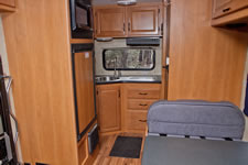 cruise-canada-19-foot-motorhome-interior
