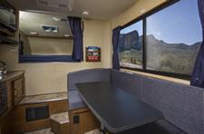 cruise-canada-truck-camper-interior