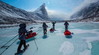 The Territories: Northwest Territories, Nunavut and Yukon