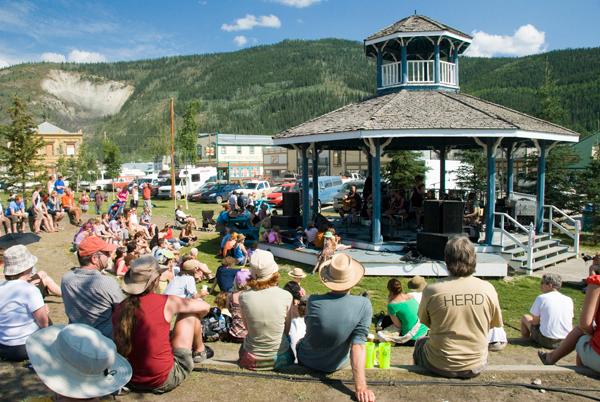 Photo courtesy of: Travel Yukon
