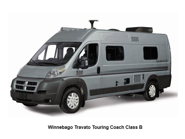 BTR Touring Coach B21 CamperVan