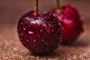 Canadian cherries