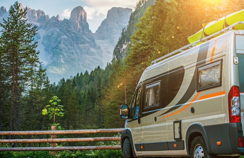 We have a variety of RVs to meet your needs