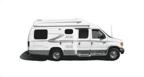 20′ Camper Van