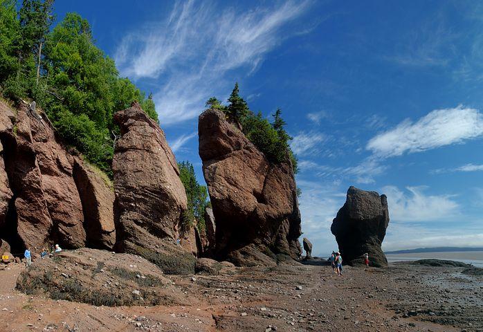 Hopewell Rocks Fundy National Park