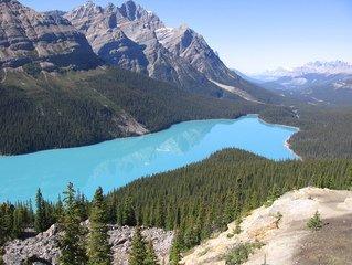 Peyto Lake Alberta