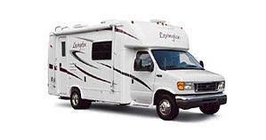 26′ – 28′ Camper Van