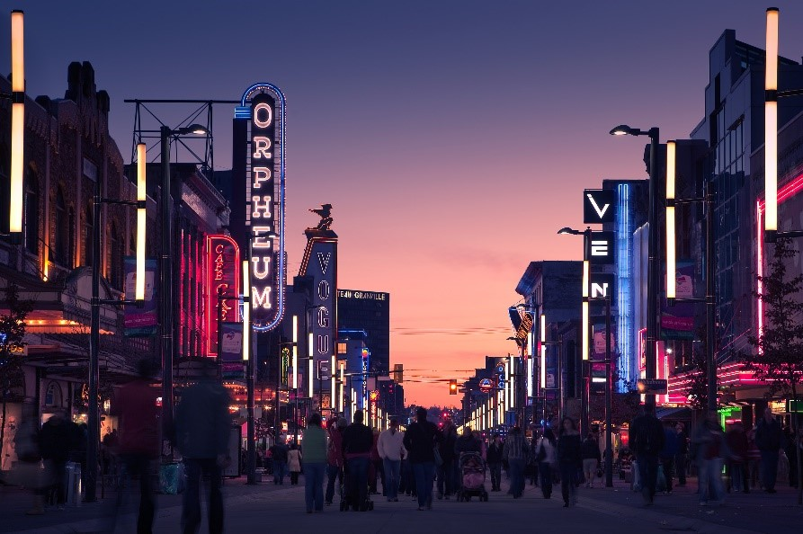 Granville Street, Vancouver, BC